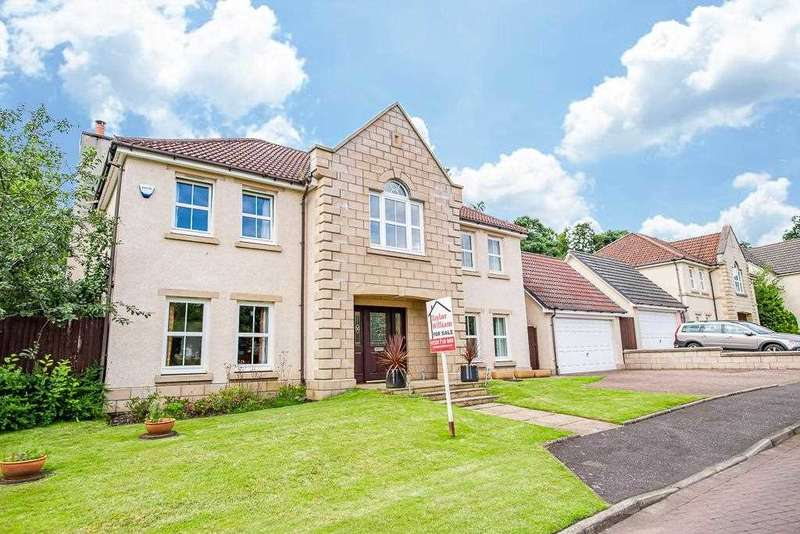 5 Bedrooms Detached House for sale in Douglas Avenue, Airth