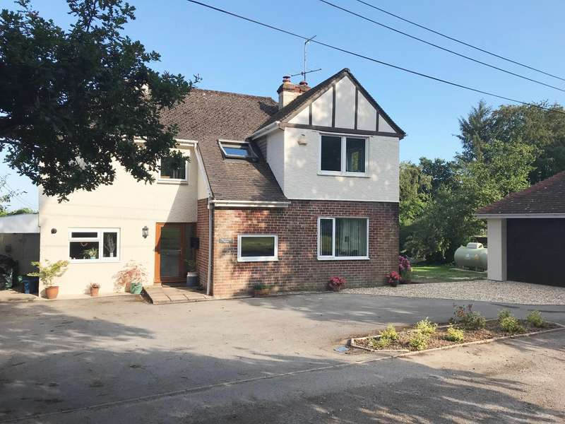 4 Bedrooms Detached House for sale in Raymonds Hill, Near Lyme Regis