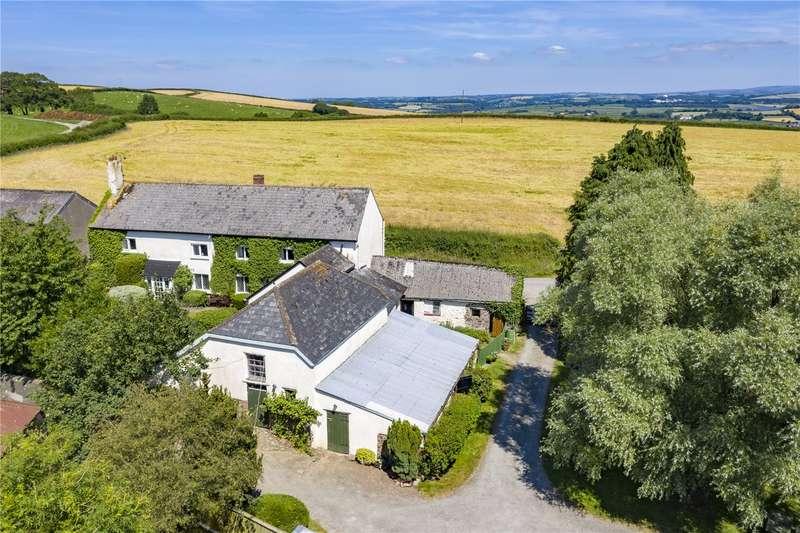 6 Bedrooms Detached House for sale in Kings Nympton, Umberleigh, Devon, EX37