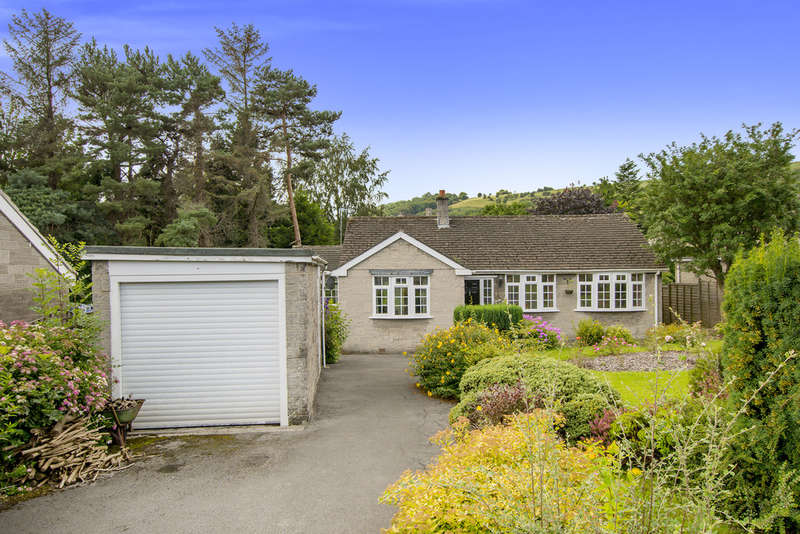2 Bedrooms Detached Bungalow for sale in Smithy Knoll Road, Calver, Hope Valley