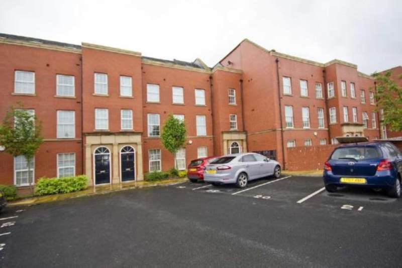 2 Bedrooms Flat for sale in Ampleforth House, Dial Street