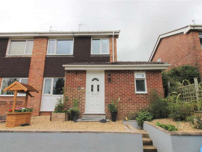 3 Bedrooms Semi Detached House for sale in Ross Road, Mitcheldean