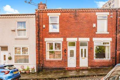 2 Bedrooms Terraced House for sale in Canning Street, Stockport, Greater Manchester
