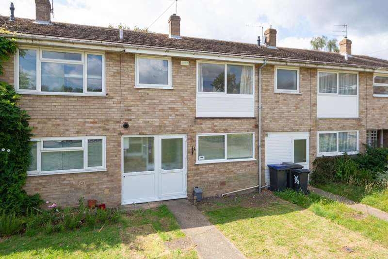 4 Bedrooms Terraced House for sale in St Michaels Place, Canterbury, CT2