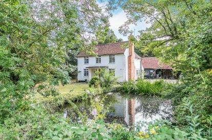 4 Bedrooms Detached House for sale in Wickham St. Paul, Halstead, Essex