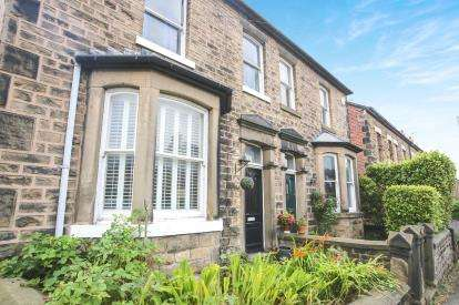 3 Bedrooms Semi Detached House for sale in Station Road, Marple, Stockport, Cheshire