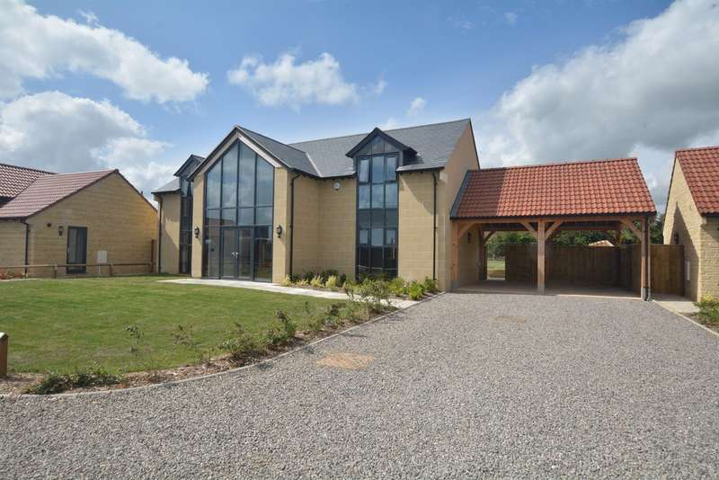 5 Bedrooms Detached House for sale in Woolverton, Bath, BA2