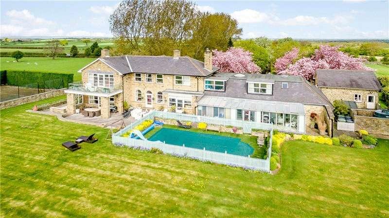 6 Bedrooms Detached House for sale in Tarn Lane, Scarcroft, Leeds