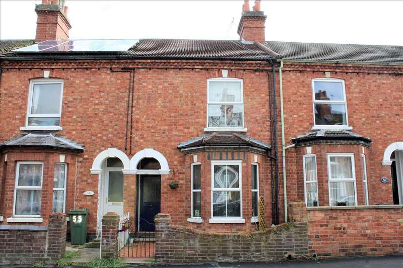 3 Bedrooms Terraced House for sale in Cambridge Street, Wolverton, Milton Keynes