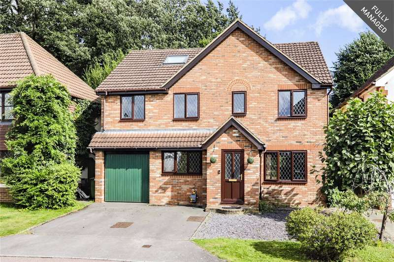 5 Bedrooms Detached House for rent in Norfolk Chase, Warfield, Bracknell, Berkshire, RG42
