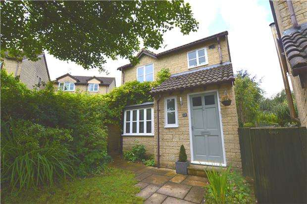 3 Bedrooms Detached House for sale in Burchill Close, Clutton, BRISTOL, BS39 5PR