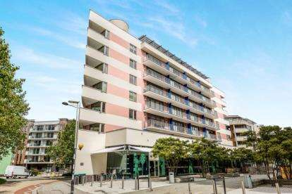 2 Bedrooms Flat for sale in Balmoral House, Canons Way, Bristol, Somerset