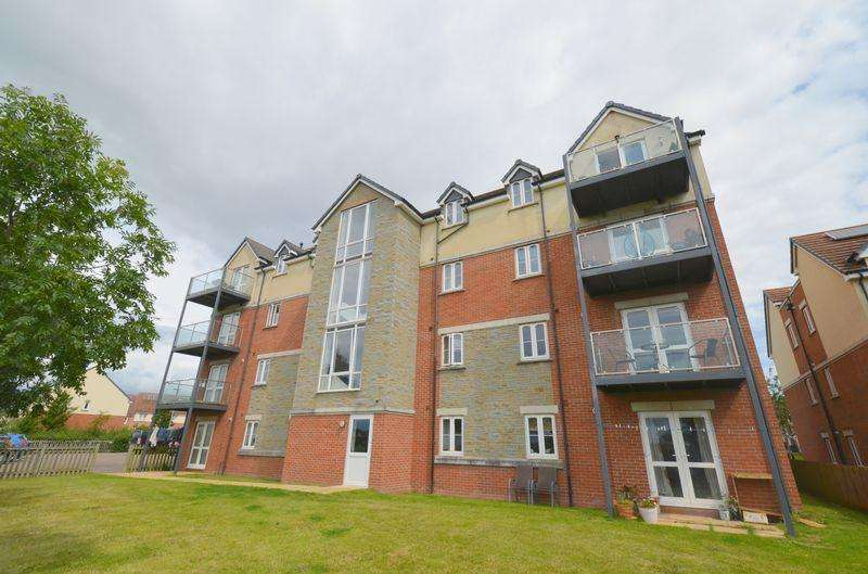 2 Bedrooms Apartment Flat for sale in Overstreet Green, Lydney