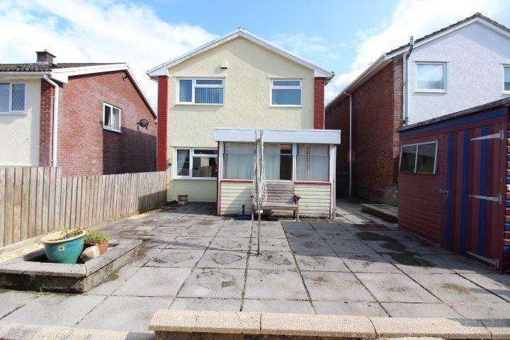 3 Bedrooms Detached House for sale in Martindale Close, Tredegar