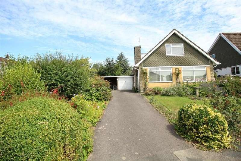 3 Bedrooms Detached Bungalow for sale in Court Gardens, Rogerstone, Newport