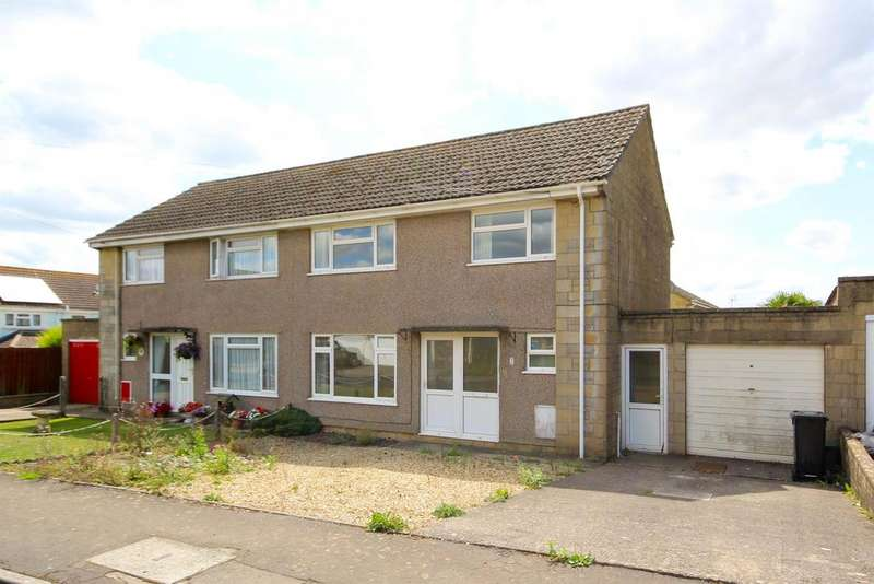 3 Bedrooms Semi Detached House for sale in Birgage Road, Hawkesbury Upton, South Gloucestershire, GL9 1BH
