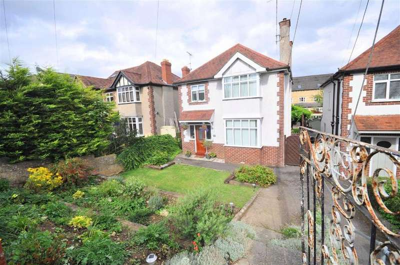 3 Bedrooms Detached House for sale in Cashes Green Road, Stroud