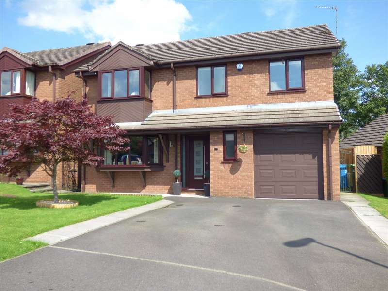 4 Bedrooms Detached House for sale in Dell Close, Springhead, Saddleworth, OL4