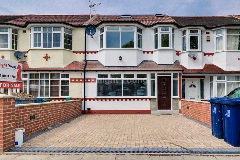 4 Bedrooms Property for sale in Cleveley Crescent, London, ,, W5 1DZ