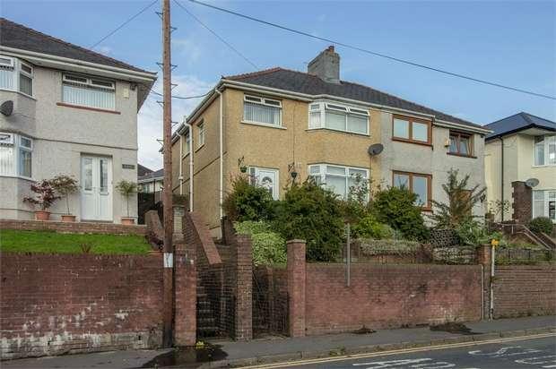 4 Bedrooms Semi Detached House for sale in Beaufort Road, Ebbw Vale, Blaenau Gwent