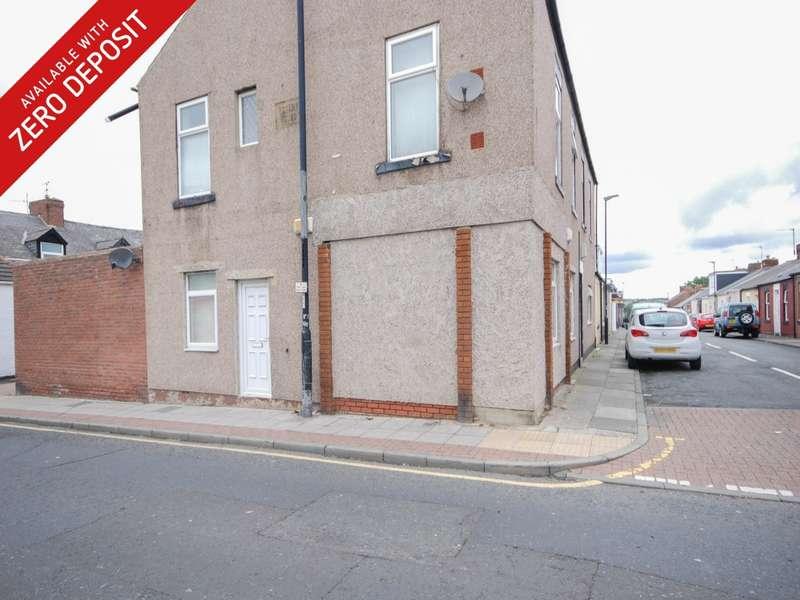 2 Bedrooms Flat for rent in Hylton Road, Millfield