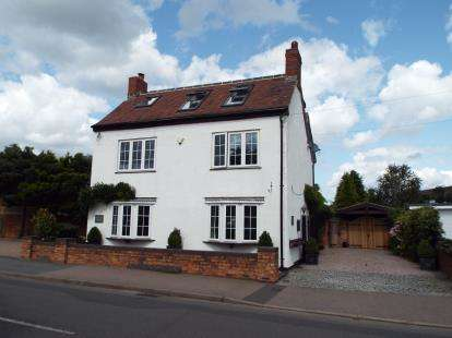 6 Bedrooms Detached House for sale in Lichfield Road, Burntwood