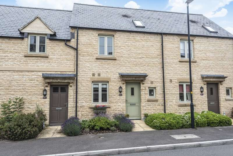 3 Bedrooms Terraced House for sale in Moss Way, Cirencester