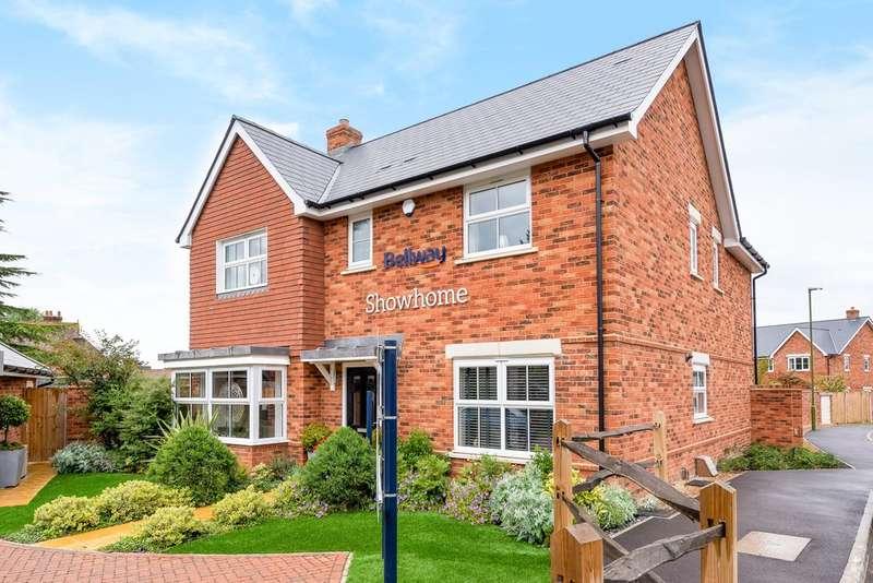 4 Bedrooms Detached House for sale in Solomon's Seal, Broadbridge Heath