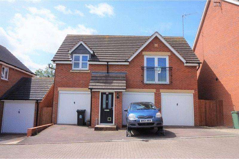 2 Bedrooms Detached House for sale in Hartley Gardens, Gloucester
