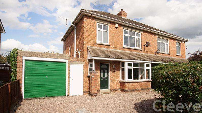 3 Bedrooms Semi Detached House for sale in Alstone Lane, Cheltenham