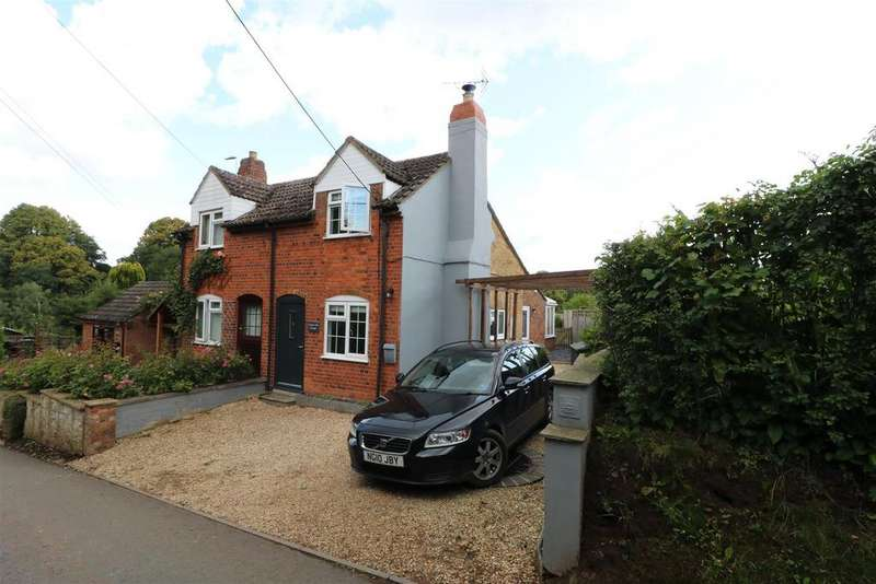 2 Bedrooms Semi Detached House for sale in Pool Hill, Newent