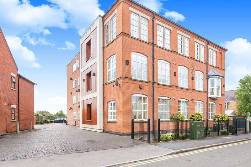 2 Bedrooms Apartment Flat for sale in Shilton Road, Barwell, Leicester, LE9