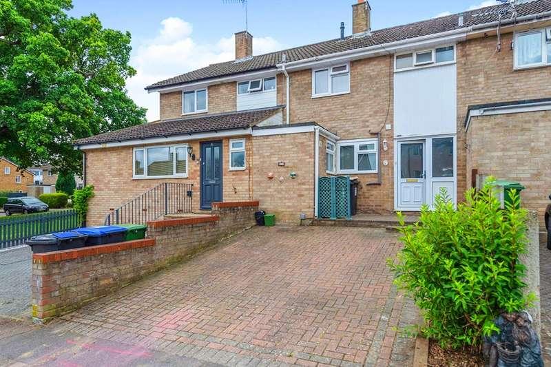 3 Bedrooms House for sale in Long Arrotts, Gadebridge, Hemel Hempstead, Hertfordshire, HP1