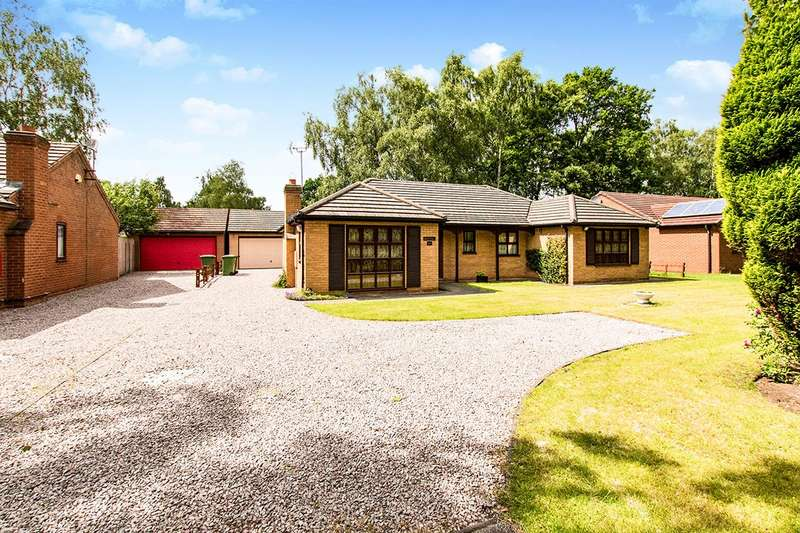 3 Bedrooms Detached Bungalow for sale in Fulmar Road, Lincoln, LN6