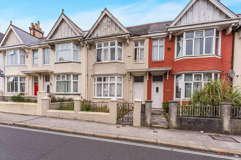 6 Bedrooms House for sale in Mount Gould Road, St Judes, Plymouth, PL4