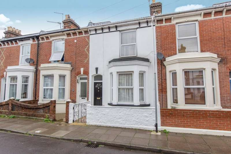3 Bedrooms House for sale in Darlington Road, Southsea, Hampshire, PO4