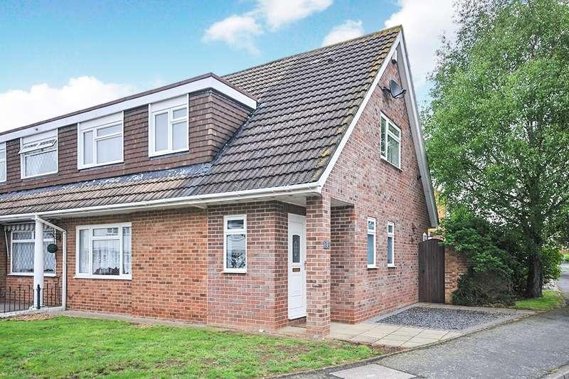 4 Bedrooms Semi Detached House for sale in Claremont Road, Hextable, Swanley, Kent, BR8