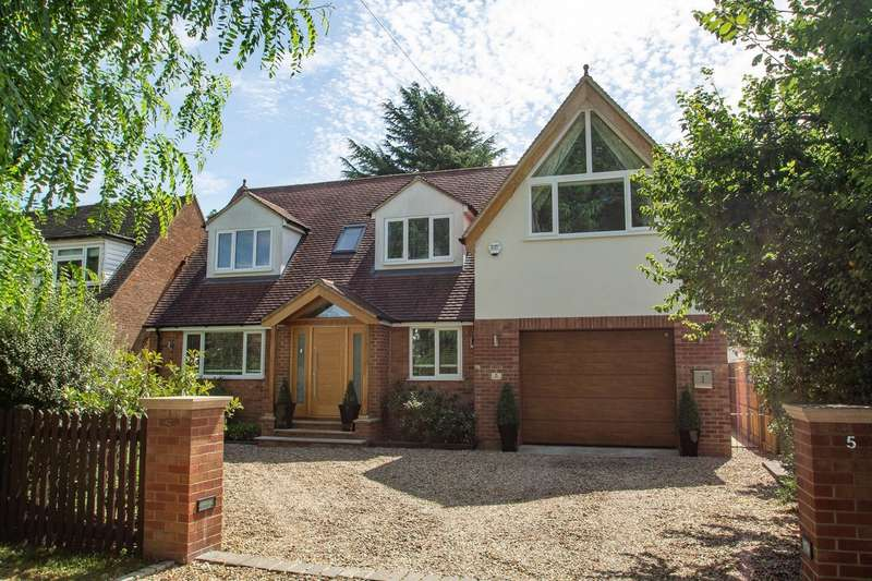 4 Bedrooms Detached House for sale in Park Avenue, Wraysbury, TW19