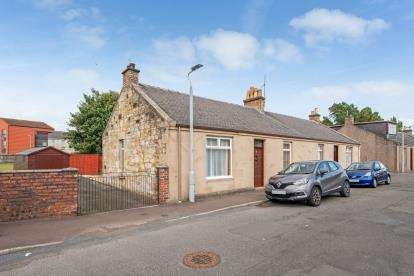 3 Bedrooms Bungalow for sale in Waterloo Road, Prestwick