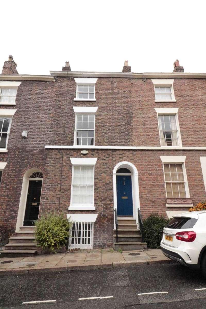 6 Bedrooms Terraced House for rent in Mount Street