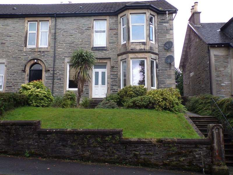 2 Bedrooms Flat for rent in Victoria Road, Dunoon, Argyll and Bute, PA23 7AD