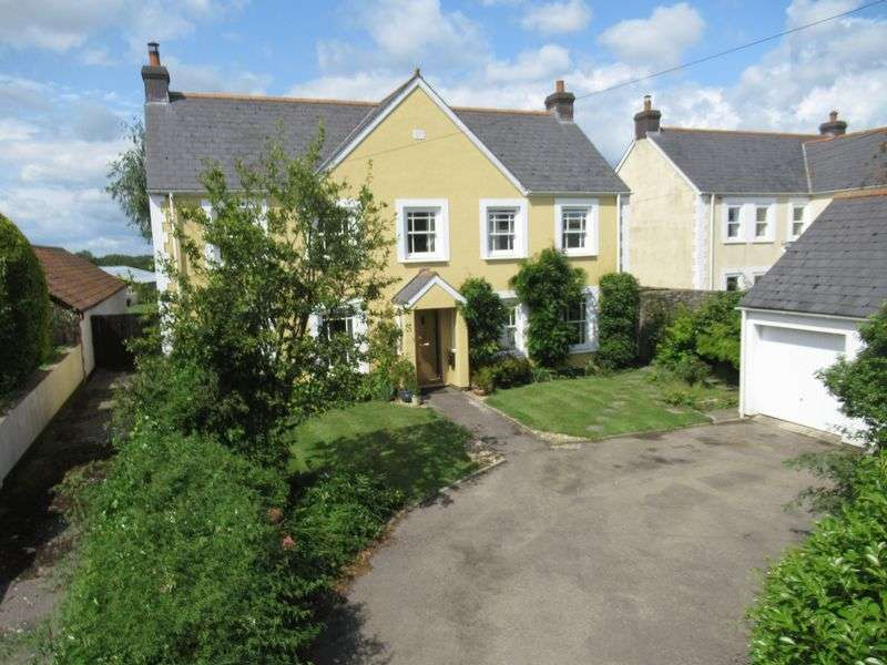 4 Bedrooms Property for sale in Rivington House, Llanbethery, The Vale of Glamorgan