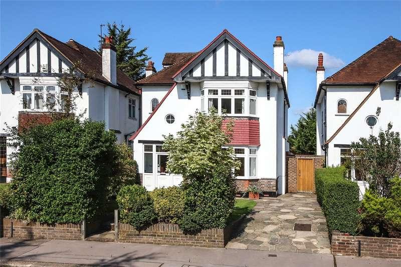 5 Bedrooms Detached House for sale in Lloyd Park Avenue, Croydon