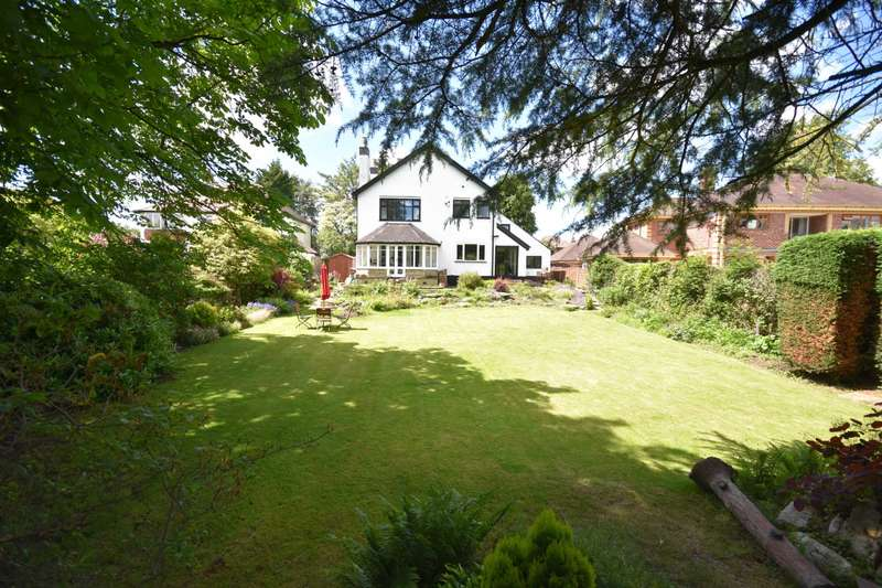 5 Bedrooms Detached House for sale in LOSTOCK HALL ROAD, POYNTON