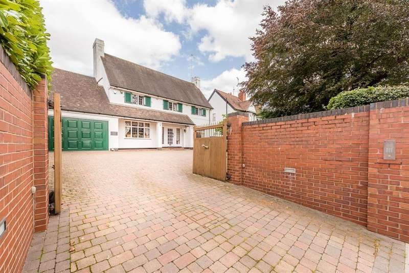 4 Bedrooms Detached House for sale in Stream Road, Kingswinford, DY6 9NW