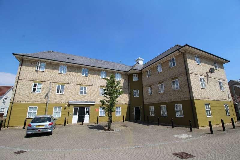 2 Bedrooms Apartment Flat for rent in Mascot Square, Colchester CO4 3GA