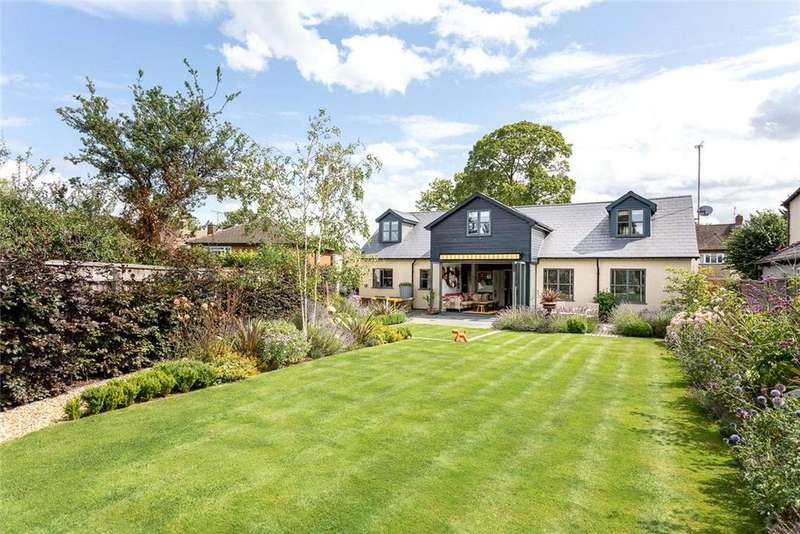 5 Bedrooms Detached House for sale in Old Bath Road, Cheltenham, Gloucestershire, GL53