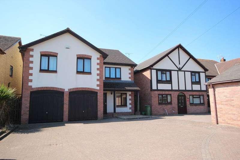 5 Bedrooms Detached House for sale in Greenfields, New Barn Lane, Cheltenham, GL52 3LG