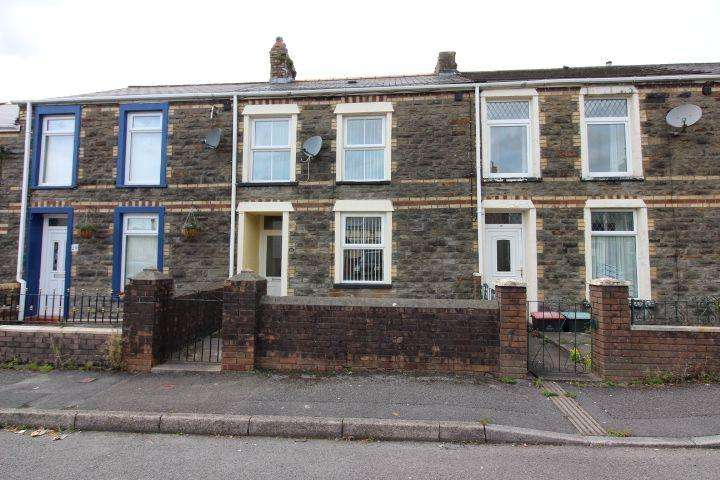 3 Bedrooms Terraced House for sale in James Street, Tredegar