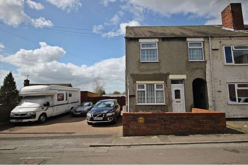 3 Bedrooms Property for sale in New Westwood, Westwood, Nottingham, Nottinghamshire, NG16 5JD